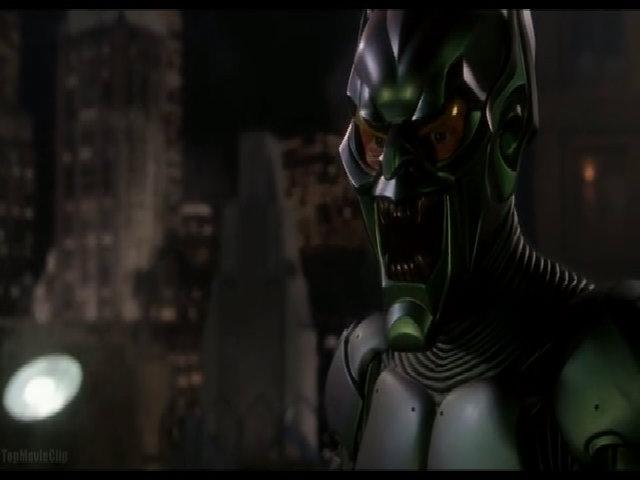 Green Goblin đối đầu Người Nhện