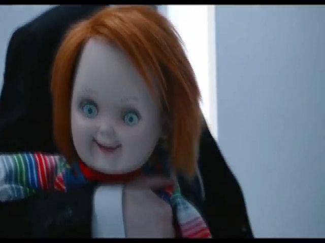 Búp bê ma Chuck tái xuất trong Cult of Chucky