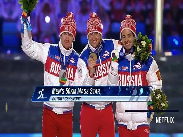 Icarus hé lộ việc dùng doping của đoàn vận động viên Nga