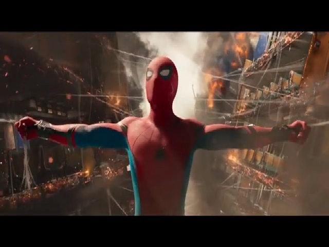 Người Nhện tính tình trẻ con, nghịch phá trong Spider-Man Homecoming