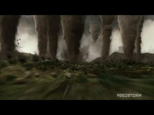 Thiên tai đe dọa Trái đất trong Geostorm