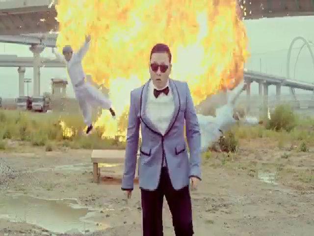 Ca khúc 'Gangnam Style' của Psy