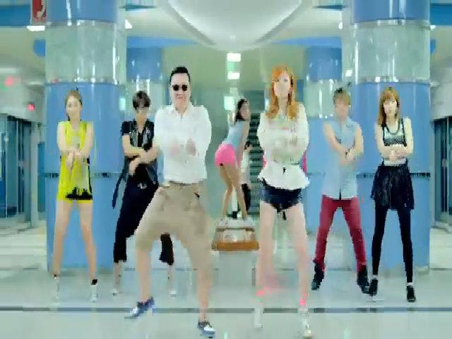 """Gangnam Style"" - Psy"