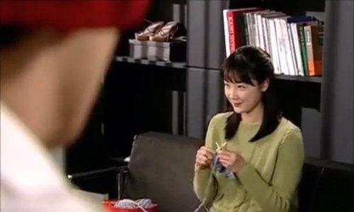 Choi Ji Woo trong 'Nấc thang lên thiên đường'
