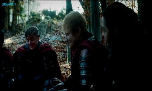 Cảnh phim của Ed Sheeran