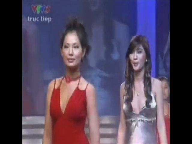 """Kim Tuyến trong """"Phụ nữ thế kỷ 21"""" năm 2006"""