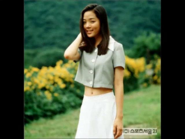 Nhan sắc thời niên thiếu của Chae Rim