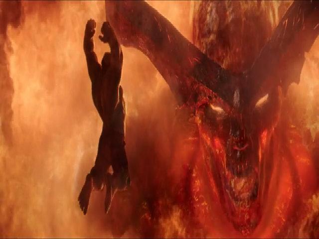 """Hulk đối đầu quỷ lửa trong """"Thor: Ragnarok"""""""