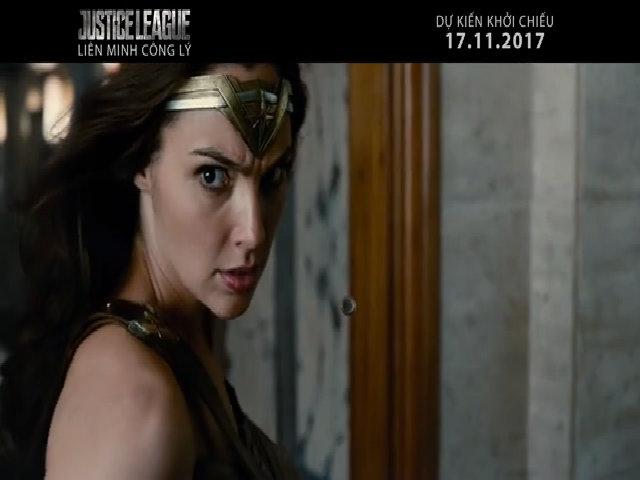 Trailer 'Justice League' - Vietsub