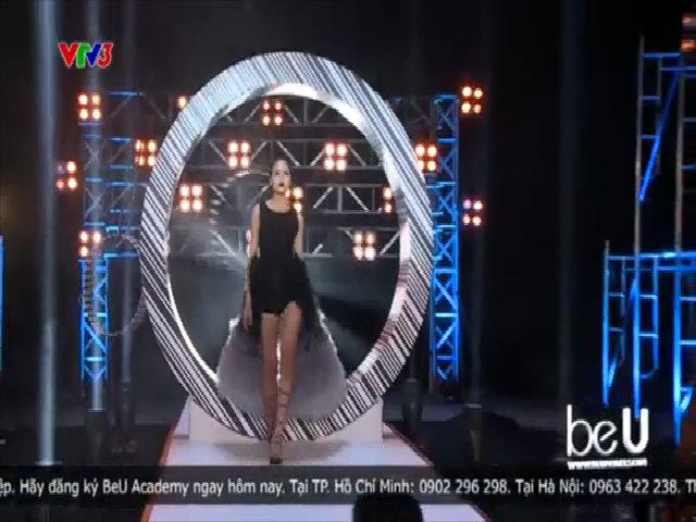 Phần thể hiện của Chà Mi, Kim Dung ở Next Top