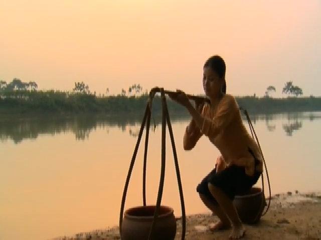 'Khúc hát sông quê' - Anh Thơ