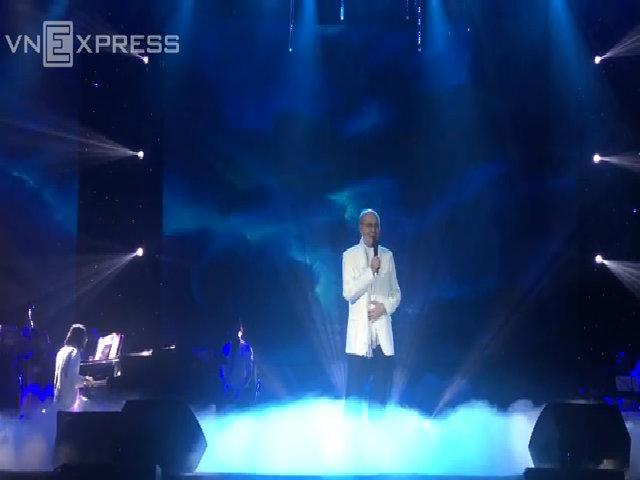 Vũ Thành An hát tặng khán giả Hà Nội ca khúc mới