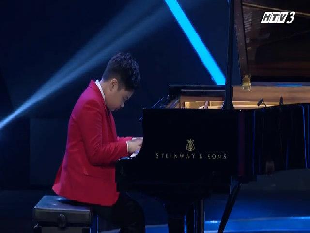 Đăng Duy biểu diễn 'Dream Girl' cùng ca sĩ Bích Ngọc