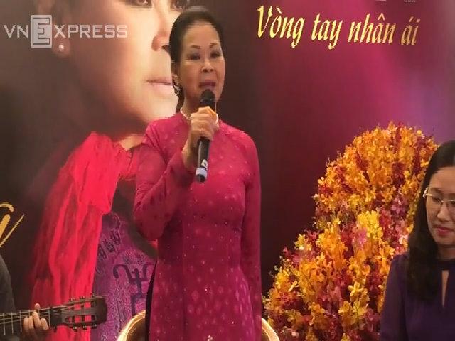 Khánh Ly nói về lý do muốn làm đêm nhạc ở Hà Nội