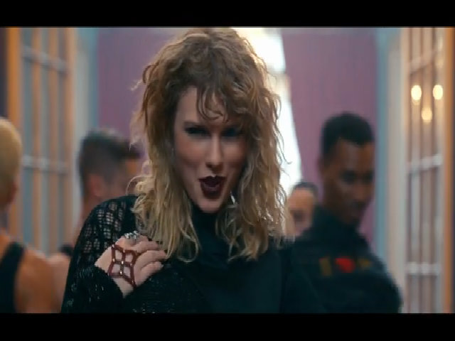 MV 'Look What You Made Me Do'