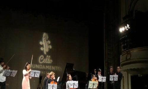 Khán giả thích thú nghe 'Gà gáy' phong cách giao hưởng