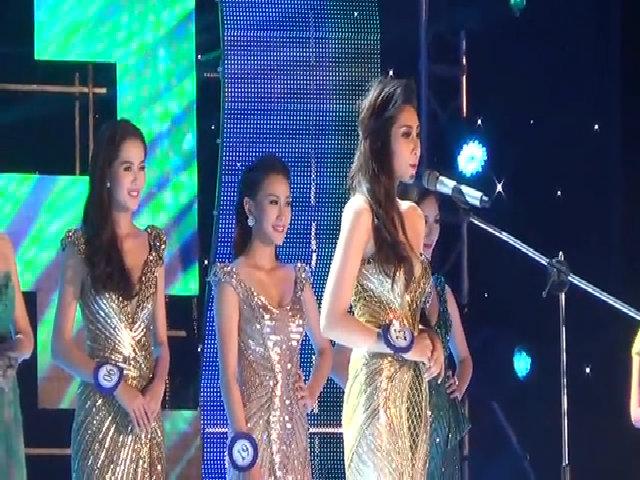 Hoa hậu Thu Thủy, Ngô Phương Lan chấm thi Hoa hậu Đại dương