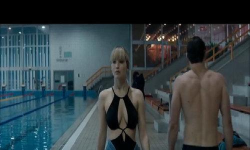 Jennifer Lawrence hóa điệp viên khêu gợi trong phim mới
