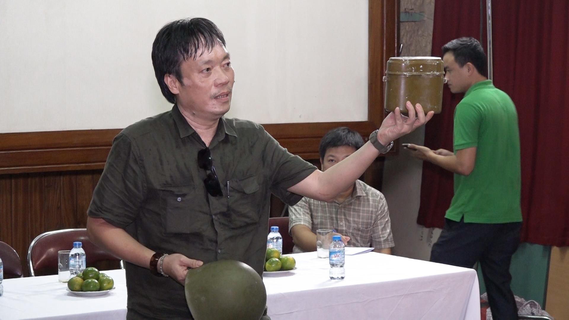 Đối thoại căng thẳng ở Hãng phim Việt Nam