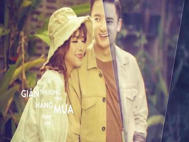"""MV Lyric """"Yêu nhau nửa ngày"""" của Phan Mạnh Quỳnh"""