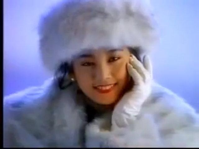 Nhan sắc thanh tú của Oh Hyun Kyung năm 1992