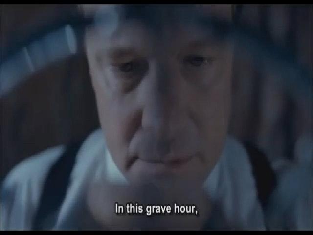 """Cảnh diễn đỉnh cao của Colin Firth trong """"The King's Speech"""""""