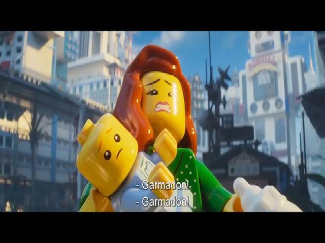 Trailer 'The Lego Ninjago Movie'