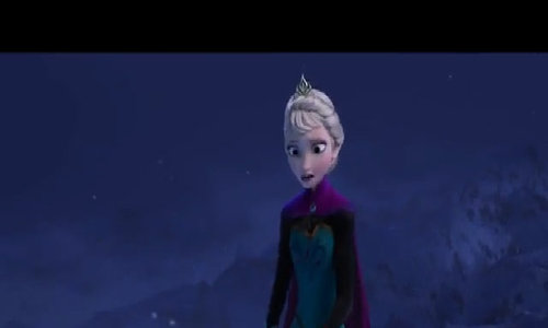 'Let it Go' - Idina Menzel