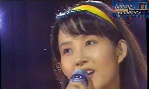 Nhan sắc gây sốt hồi năm 1991 của Choi Jin Sil