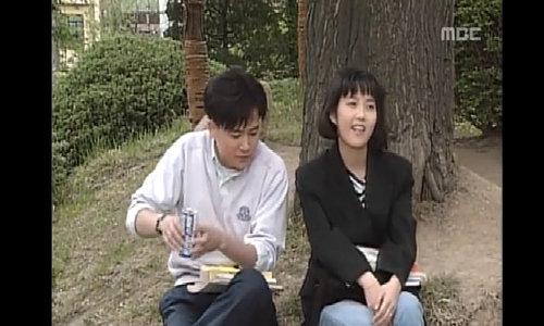 Choi Jin Sil và Choi Soo Jong trong 'Ghen tuông'