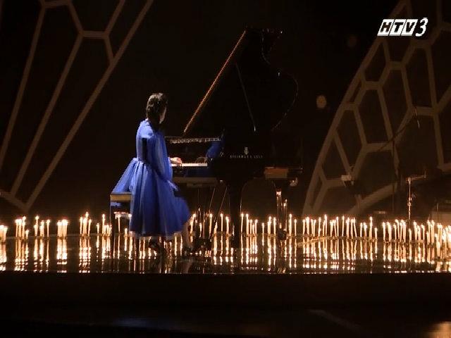 Lan Anh piano
