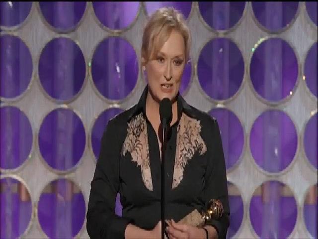 Meryl Streep gọi Harvey là Chúa trời