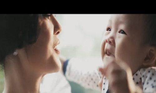 Dương Cẩm Lynh và con trai