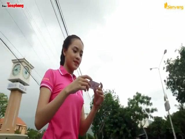Nhan sắc của Tố Như tại cuộc thi Hoa hậu Việt Nam 2016
