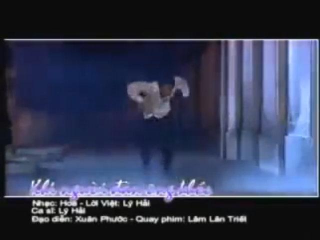 """MV """"Khi người đàn ông khóc"""""""