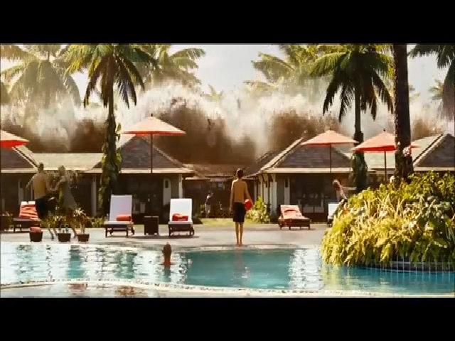 """Cảnh sóng thần trong """"The Impossible"""""""