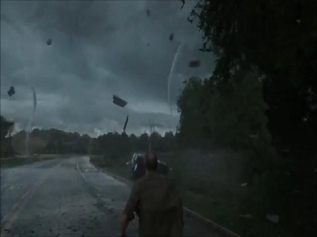 """Cơn bão trong """"Into the Storm"""""""