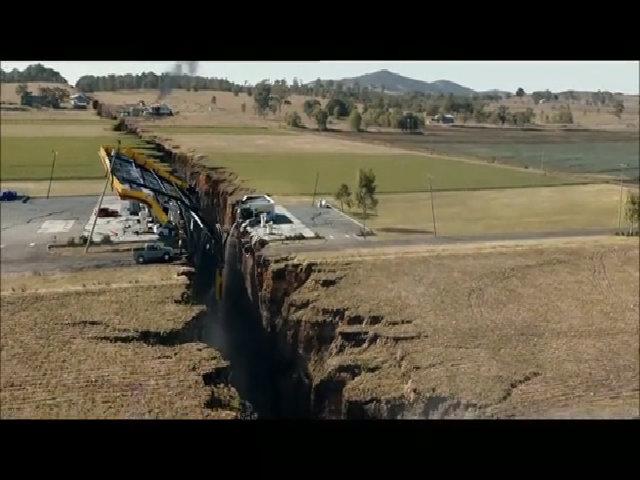 """Động đất trong """"San Andreas"""""""