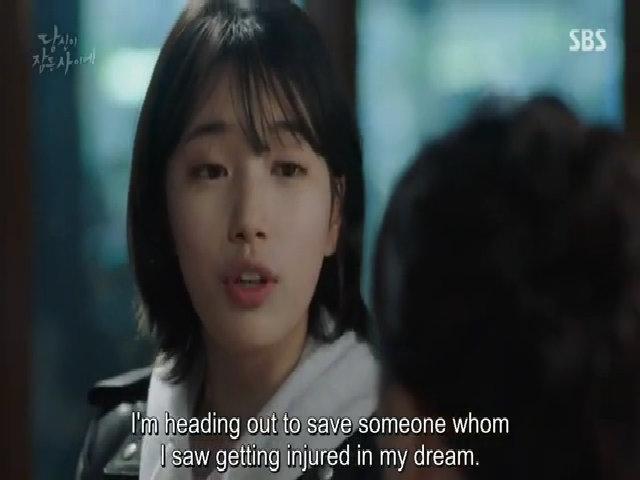 """Một cảnh trong phim """"Khi nàng say giấc"""" của Suzy"""