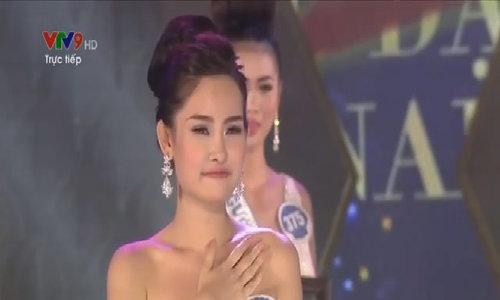 Ngân Anh đăng quang Hoa hậu Đại dương 2017