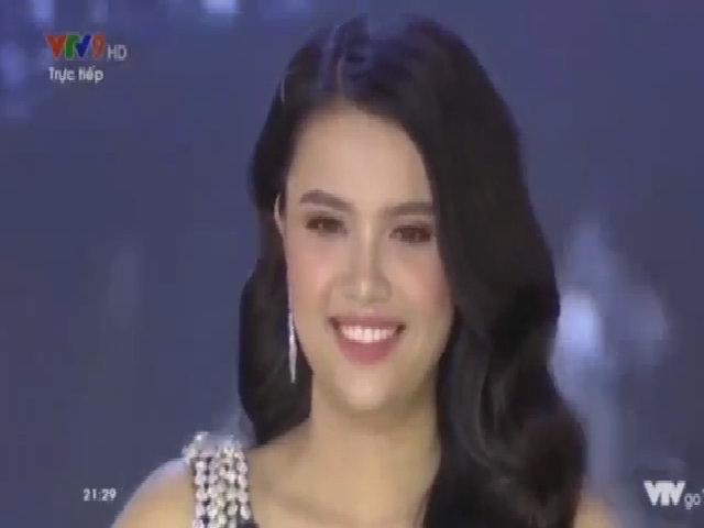 Thí sinh Hoa hậu Đại dương 2017 trả lời ứng xử ngô nghê