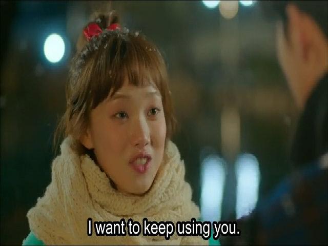 Lee Sung Kyung và Nam Joo Hyuk trong phim 'Tiên nữ cử tạ, Kim Bok Joo'