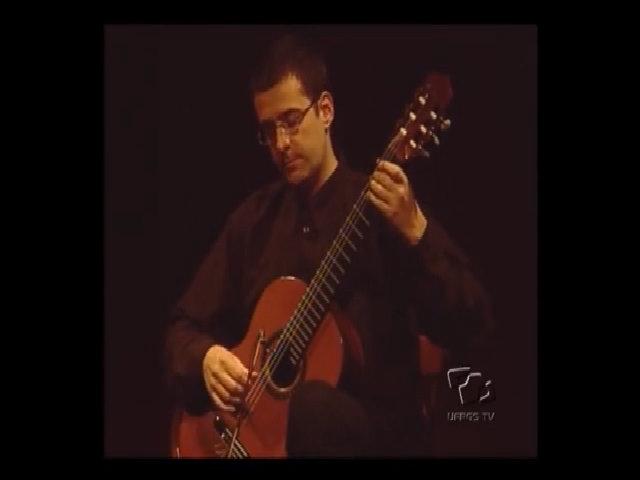 Bản 'Sarabande' của Bach - guitar