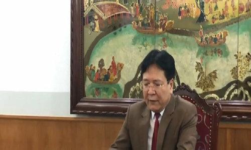 Thứ trưởng Vương Duy Biên nói về việc cấp phép các cuộc thi