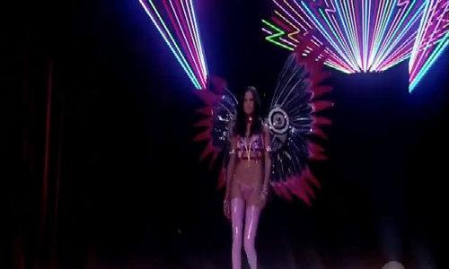 Adriana Lima diễn Victoria's Secret từ 2003 đến 2016