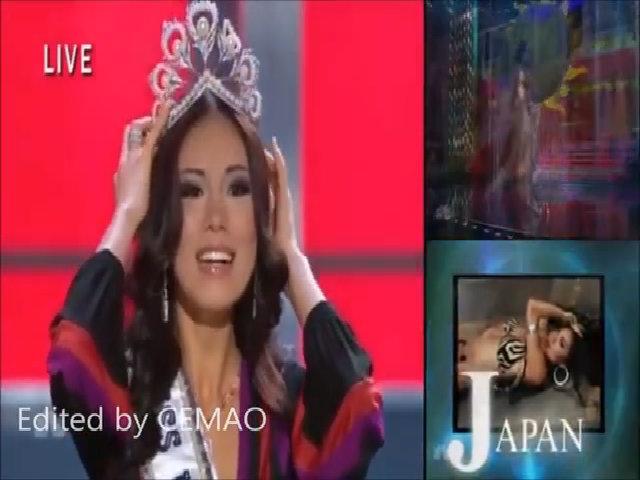 Hành trình 10 năm đăng quang Hoa hậu Hoàn vũ của Riyo Mori
