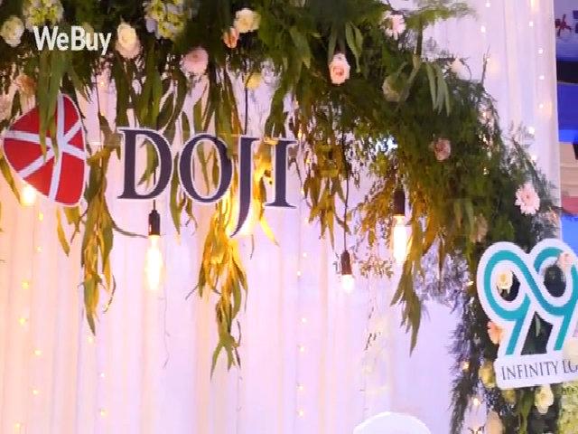 Nhiều cặp đôi trẻ trải nghiệm chọn nhẫn Doji cho ngày cưới