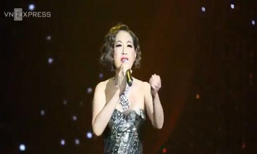 Ý Lan hát 'Bài không tên số 2'