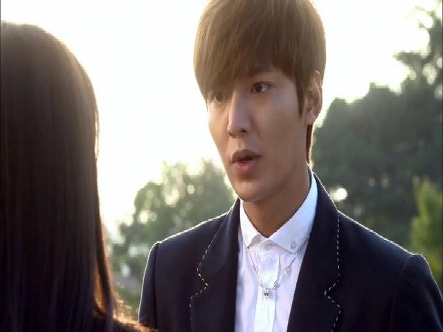 Park Shin Hye - Lee Min Ho trong 'Người thừa kế'