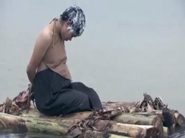 'Thương nhớ ở ai' - cô gái chửa hoang bị thả bè trôi sông